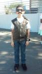 Eddie B., seventh grade