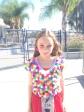 Sarah, seventh grade